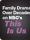 Family Drama Over Decades on NBC's This Is Us