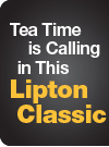 Tea Time is Calling in This Lipton Classic