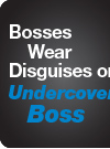 Bosses Wear Disguises on Undercover Boss