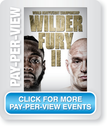 Pay Per View Events