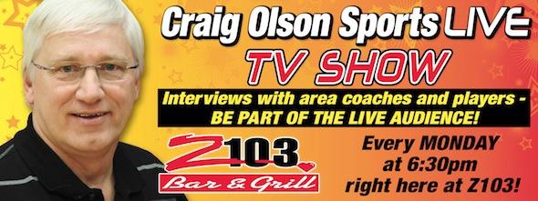 Craig Olson Sports LIVE