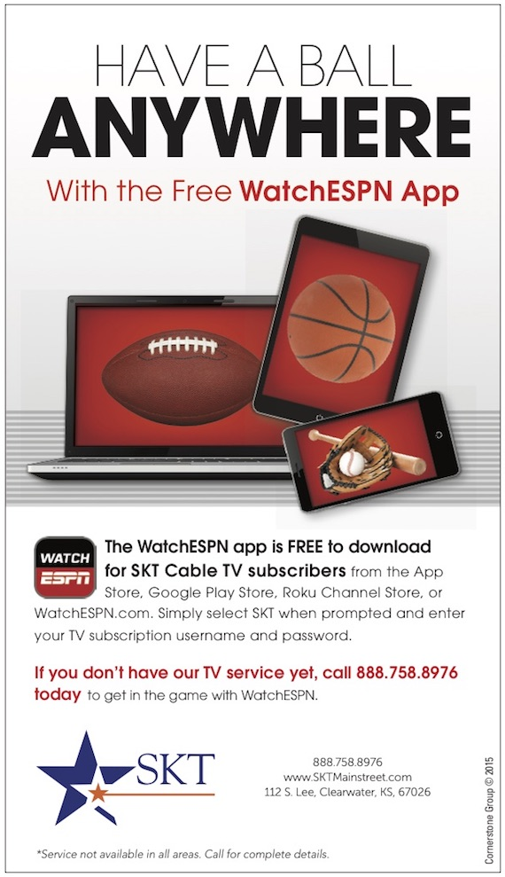 WatchESPN App