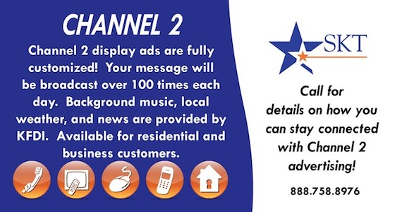 Channel 2 Ad