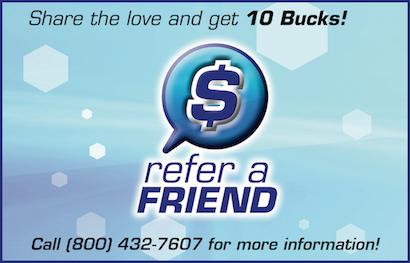 Refer a Friend Top