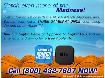 Win an Apple TV