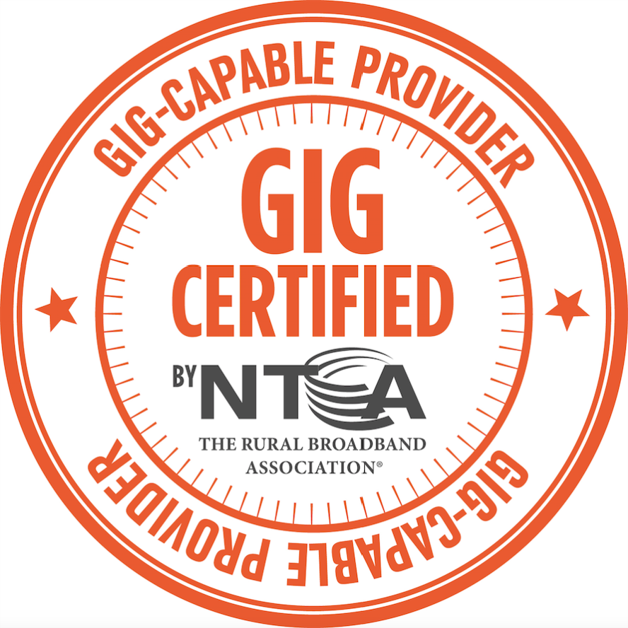 MVT Is A Gig-Certified Provider!