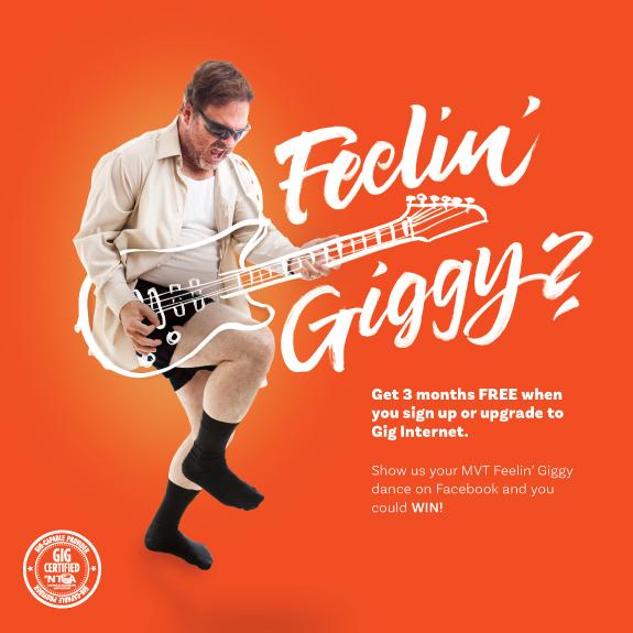 Feelin' Giggy?