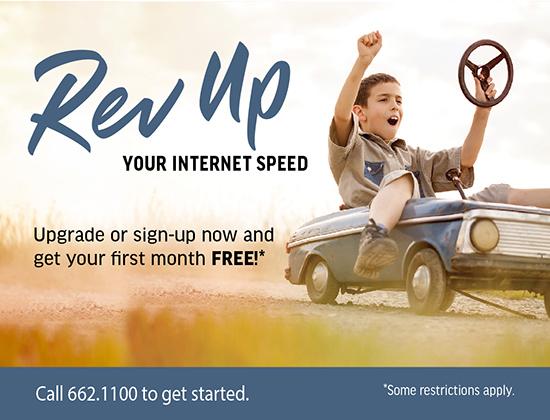 Rev Up Internet