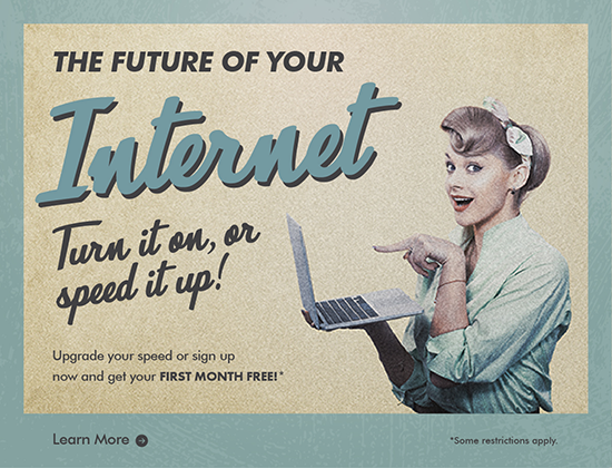 The Future Of Your Internet
