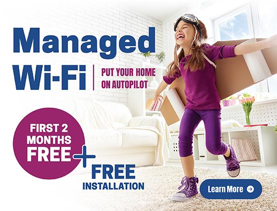 Managed Wi-Fi