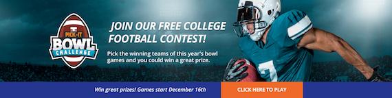 Pick It Bowl Challenge