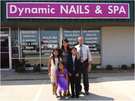 Dynamic Nail Spa