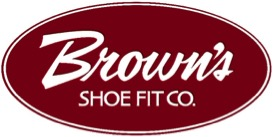 Browns Shoe Fit Company Logo