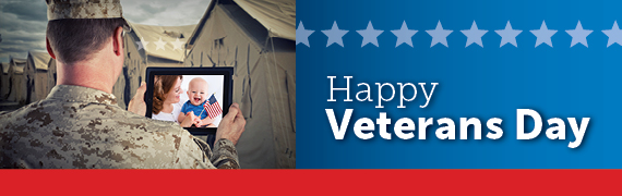 Happy Veterans Day - Download Graphics to View