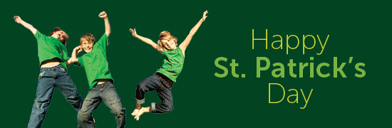 Happy St. Patrick's Day - Download Graphics to View